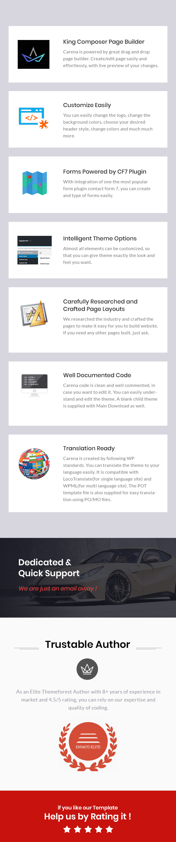 motor wordpress theme