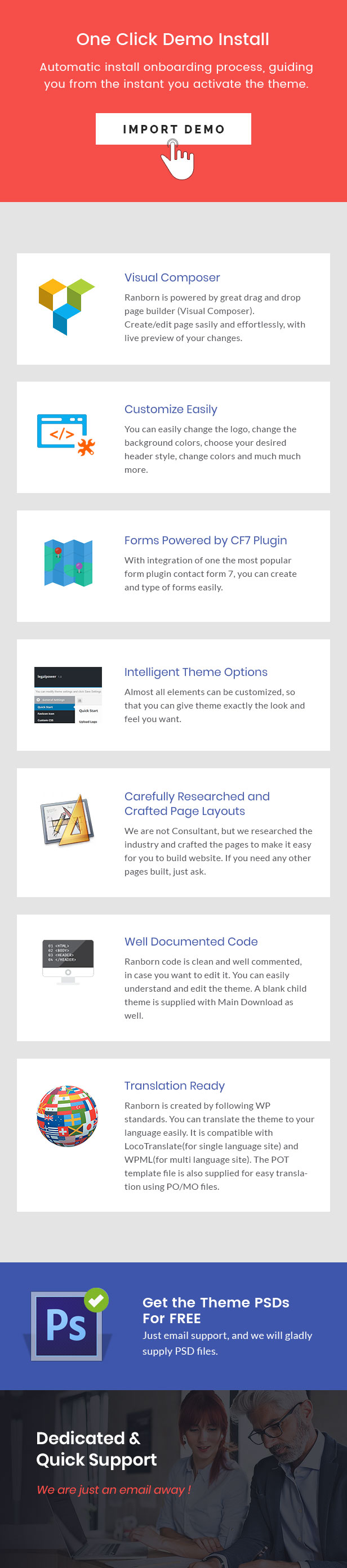 Ranbron - Business and Consulting WordPress Theme - 3